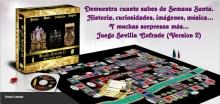 Trivial Sevilla Cofrade version II (Novedad)
