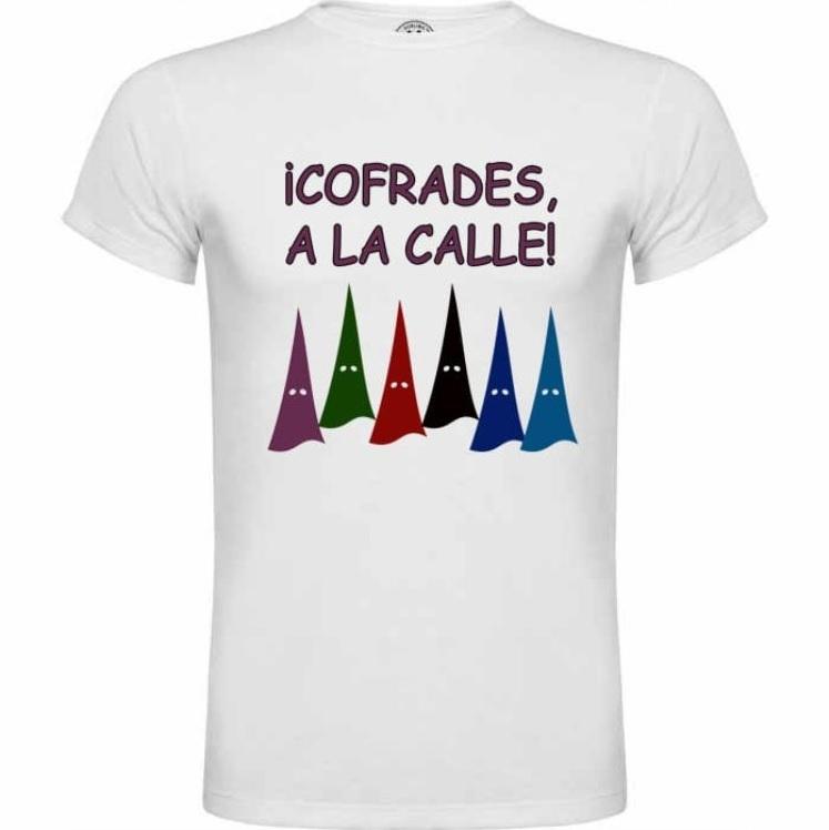 Camiseta Cofrades a la Calle