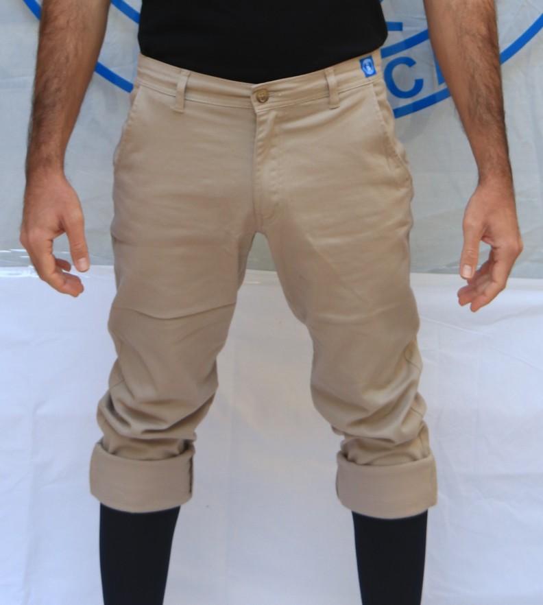 Pantalon chino elastico (novedad)